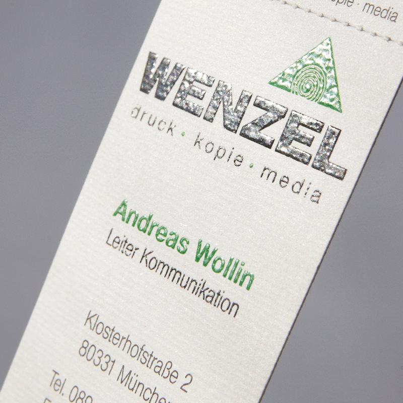 Visitenkarten München Copyshop